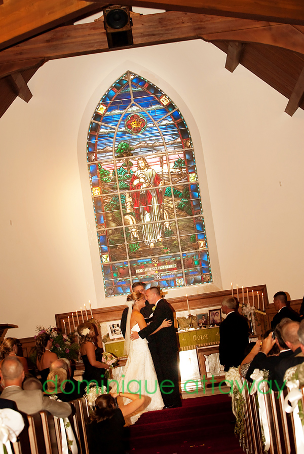 church wedding