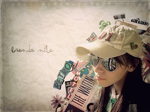 wallpaper retro girl. Retro Girl. Nueva foto que edité para my friend Brendita.. me gustó mucho