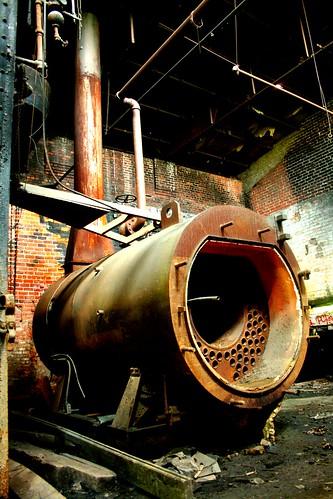 Rusted Boiler - IMG_1561