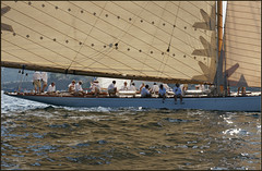 The Monaco Queen - Tuiga (mhobl) Tags: sail regatta segeln sainttropez voiles tuiga