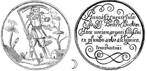 Contributions of Alchemy to Numismatics