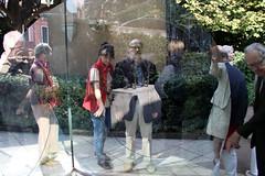 Spiegelung (mitue) Tags: venedig dangraham kunstreise berlinischegalerie peggyguggenheimcollection