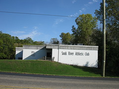 Racket Ball Club buildings (ajs2000) Tags: buildings coldwater racketball branchcountymchigan