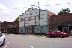 Williamston NC ~  Former Theatre (Onasill ~ Bill Badzo - OFF) Tags: cinema sign marquee virginia louisiana mainstreet neworleans norfolk northcarolina palace moderne abandon airconditioned billboards civic artdeco cocacola riverview theatres brookhaven ticketbooth mccomb