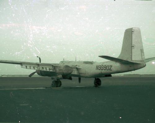 B-26/A-26 SR#N9990Z 05