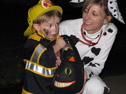 The cutest fireman I know.