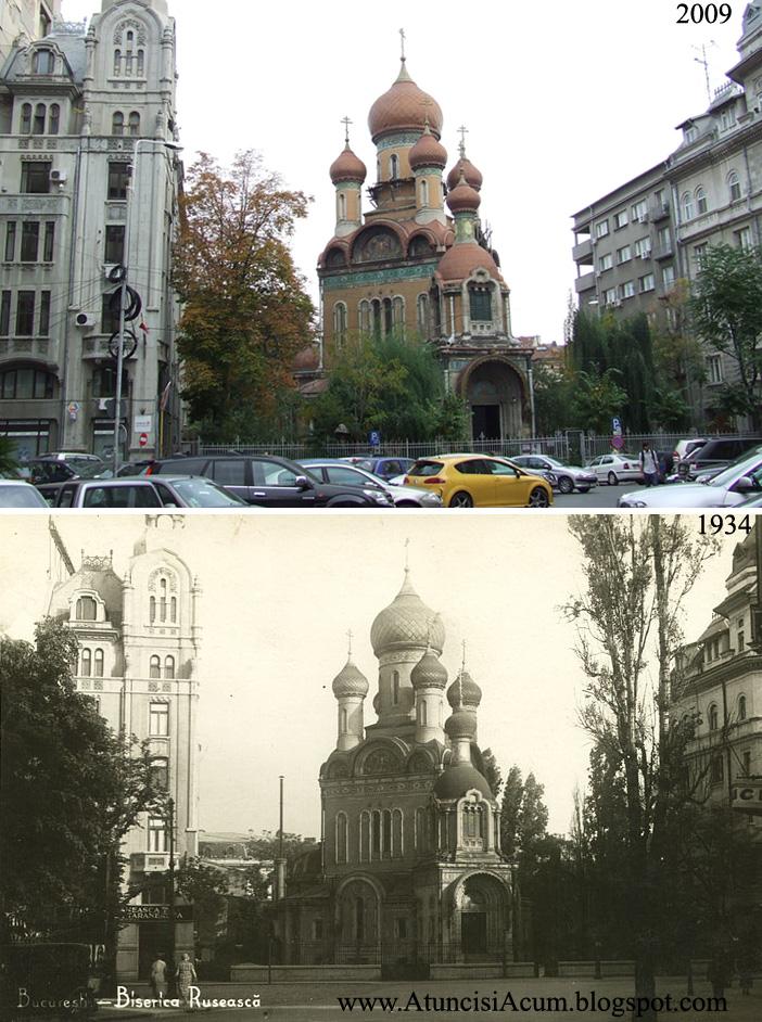 Bucuresti - Biserica Rusa