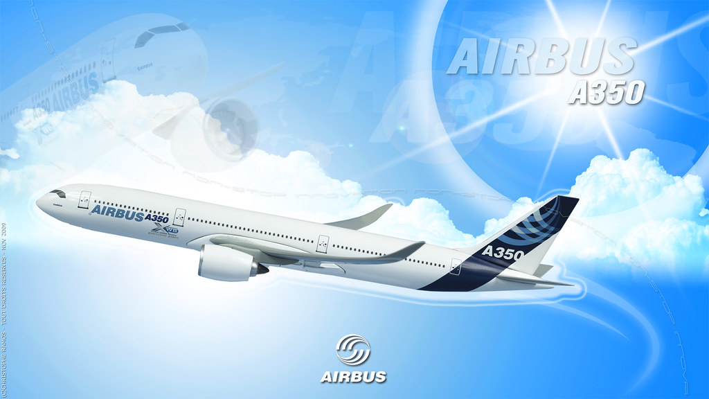 Project A350 (Photoshop cs4) by ??? Christophe-RAMOS, on Flickr