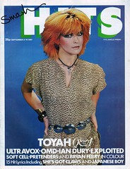 Smash Hits, September 3, 1981