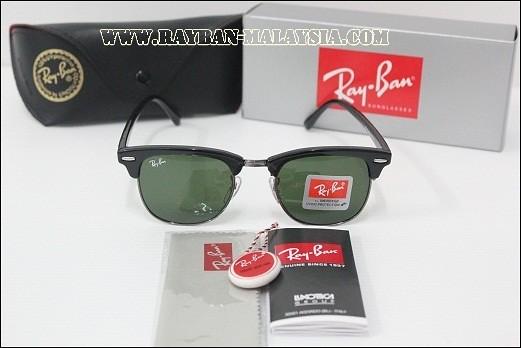 Ray ban Clubmaster Black