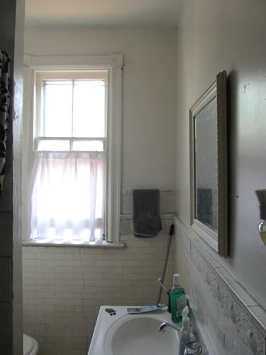The Tiny Bathroom