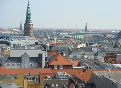 View From Rundetaarn