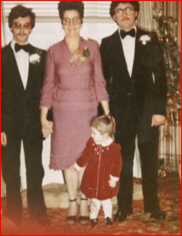 Mary Reynolds 1981
