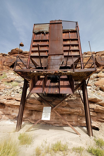 Burros Uranium Mine - Slick Rock, Colorado