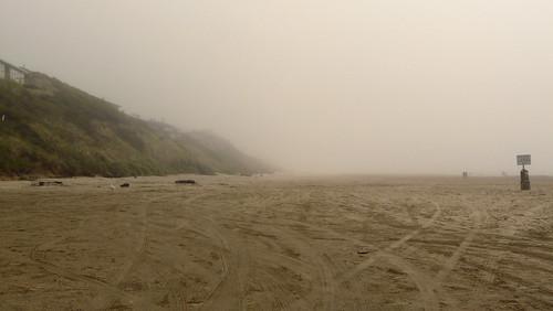 Lincoln City Beach