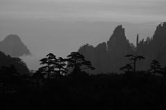 Huangshan Dusk (niklausberger) Tags: china mountain dusk unesco  worldheritage huangshan anhui yellowmountain zhongguo