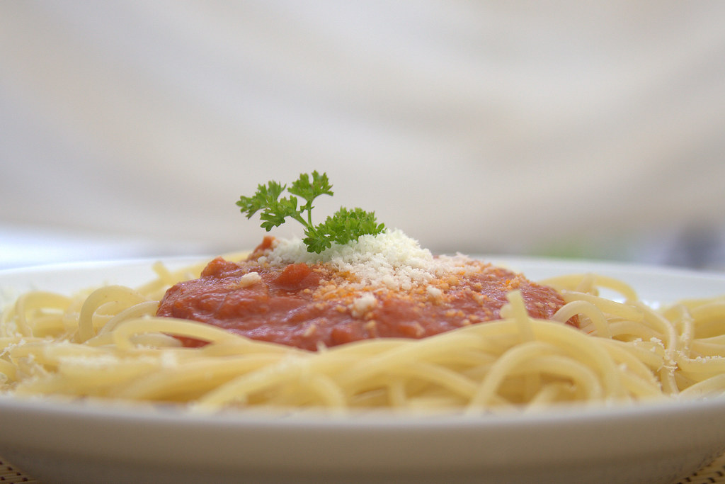 Spaghetti alla Toscana