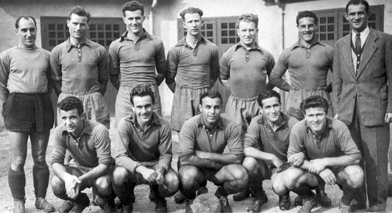 stade français red star 1948-49