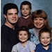 Allyn's 4th child - Jason Ayers, with Lila and children Jason, Justin & Elizabeth.
