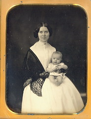 Where's my pants Maw?! (Mirror Image Gallery) Tags: baby victorian daguerreotype halfplate