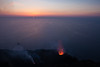 couché de soleil sur éruption du Stromboli (franchab) Tags: wwwfranchabphotographefr