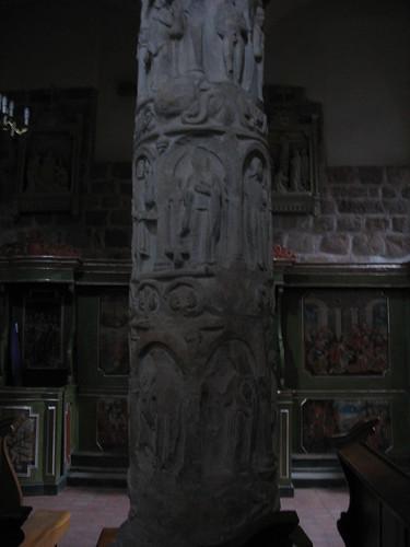 Kościół Świętej Trójcy i Najświętszej Marii Panny - Strzelno {juni 2009}