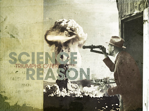science triumphs over reason