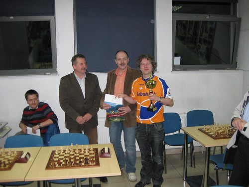 Dimitri winnaar