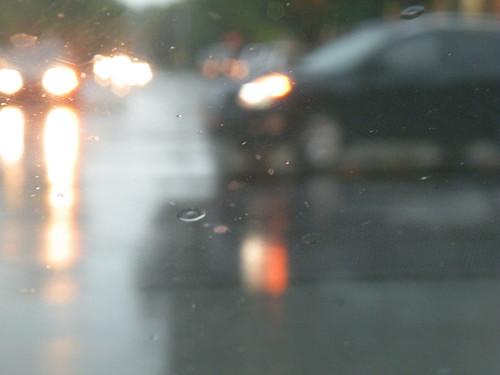 rainy day Lawrence