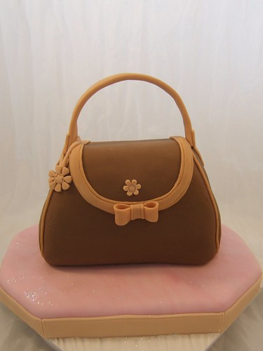 Handbag cake for mother's day