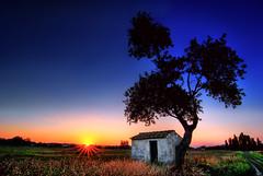 High Dynamic Tuscany | The Last Minute Sun