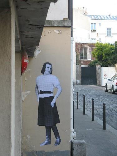 rue de l'armée d'Orient - rue Lepic