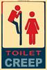 Slap him. (rubber rat productions) Tags: toilet obama creep obamarama