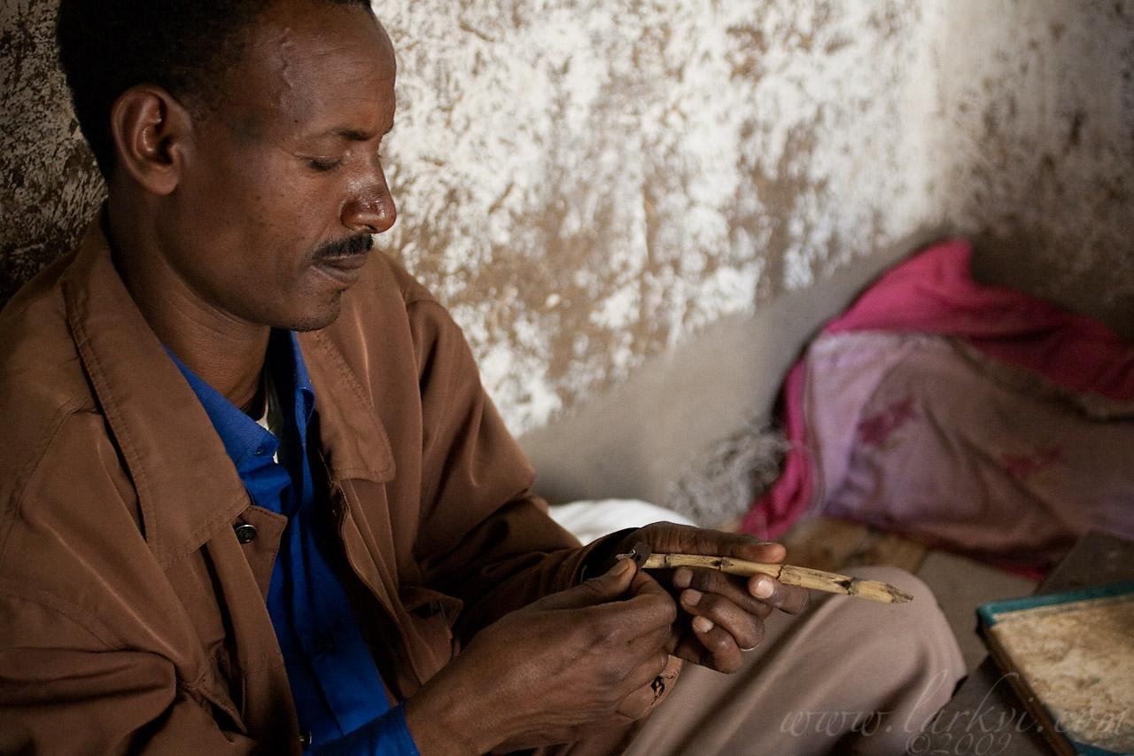 Kes Te'ubo, Lalibela, Lasta, Ethiopia June 2009