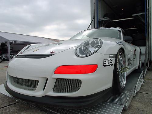 Porsche at Sebring 2006