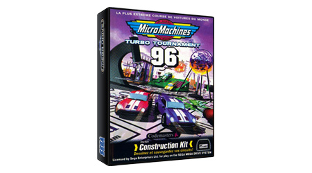 Micro Machines Turbo Tournament 96