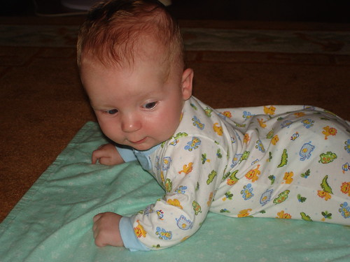 tummy time allstar