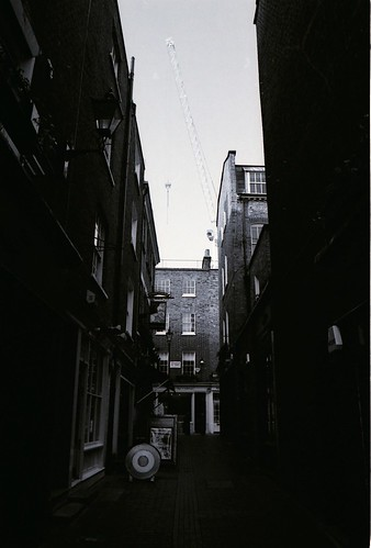 the back streets of carnaby