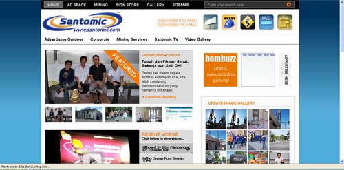 web-santomic
