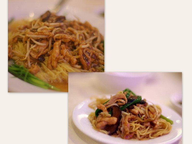 The longetivy noodles