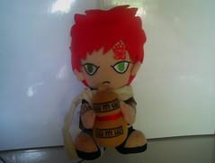 Garaa Doll (bramasto) Tags: doll figure figurine naruto suna gaara garaa