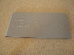 Link Inagural Ride ticket (Atomic Taco) Tags: soundtransit linklightrail travellight