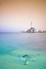 Allahu Akbar (Khaled A.K) Tags: afternoon filter corniche sa jeddah saudiarabia khaled masjid ksa masjed saudia    jiddah  nd64    kashgari gradtobacco kashkari
