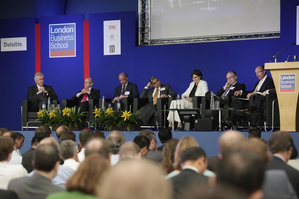 Is the global market economy broken? Global Leadership Summit 2009