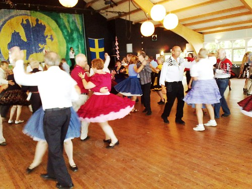 Square Dance in Mariestad Sweden #2