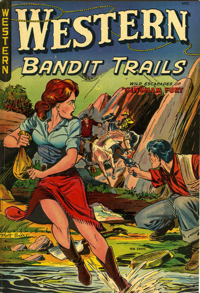 Western Bandit Trails #3