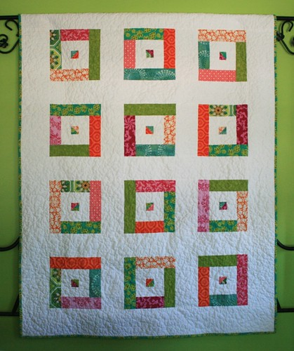 July 2009 quilt