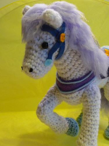 Amigurumi Horse Head : Latest topics started by: Hyper-Piston