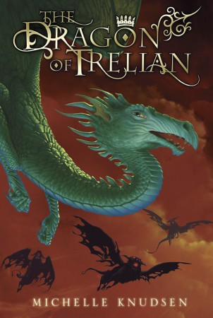 3813809634 9f9c0ea15e Review of the Day: The Dragon of Trelian by Michelle Knudsen