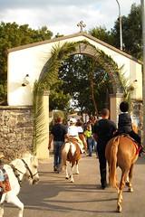 Festa di San Lussorio (cristianocani) Tags: sardegna horses horse church sardinia chiesa festa cavalli santuario novena processione borore sanlussorio provinciadinuoro novenario marghine muristenes